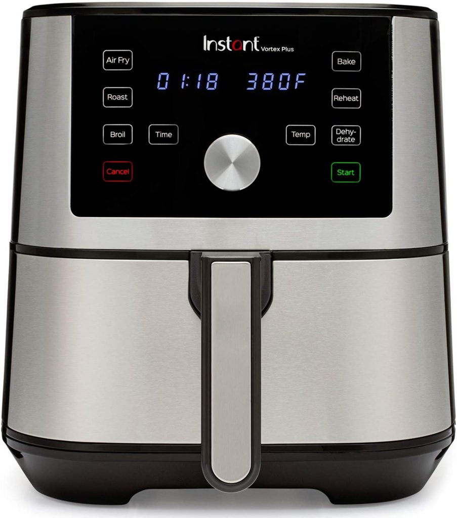 review of best air fryers at amazon