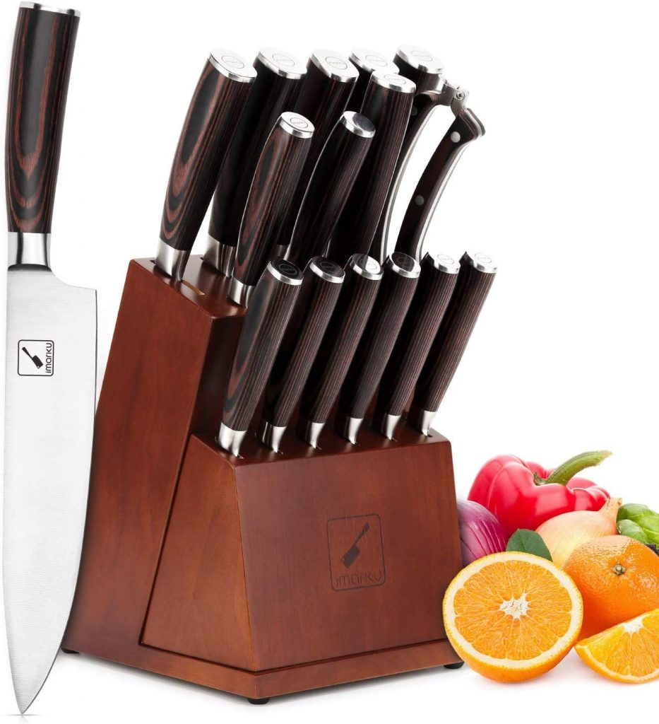 top rated kitchen knives sets